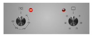 PKM EBO 5 Einbau-Elektro-Backofen front