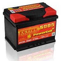 Ein günstiges Autobatterie Modell, das eine ausreichende Kapazität aufbringt