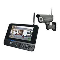 DNT QuattSecure Überwachungskamera
