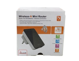 Salcar Wifi Mini Repeater im Test Verapckung