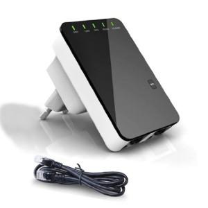 Salcar Wifi Mini Repeater im Test mit Kabel