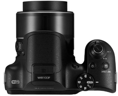 Samsung WB1100F Digitalkamera 2