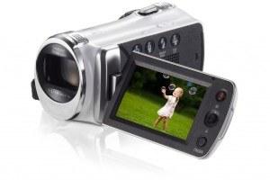 Beim Samsung HMX-F90 HD-Camcorder ist die Bildqualität durchschnittlich.