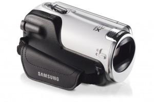 Der Autofokus arbeitet beim Samsung HMX-F90 HD-Camcorder recht unauffällig.