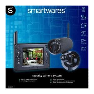 Smartwares Funk Kamerasystem CS83DVR