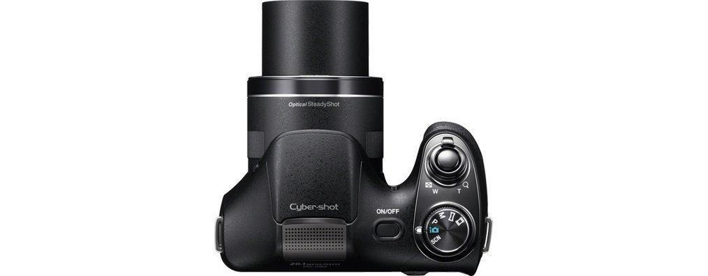 Sony Einstiegsbridge DSC-H300 4