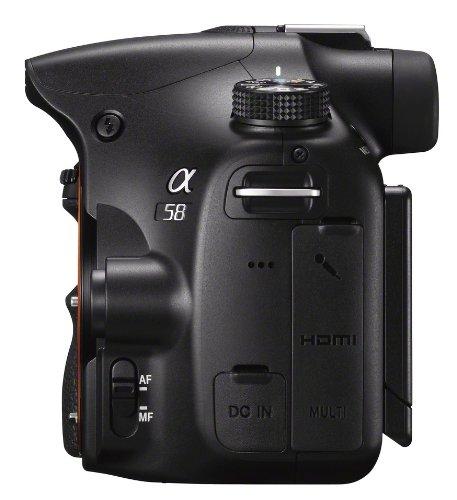 Sony SLT-A58Y SLR-Digitalkamera 6