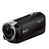 Der Sony HDR-CX405 Full HD Camcorder belegt den 8. Platz.