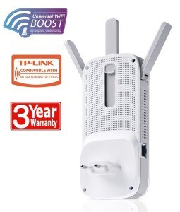 TP-Link RE450 AC1750 Dual Band WLAN Repeater im Test