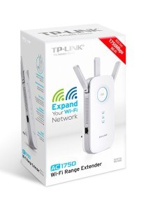 TP-Link RE450 AC1750 Dual Band WLAN Repeater im Test Verpackung