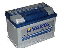 VARTA Blue Dynamic E11 Autobatterie Beitragsbild