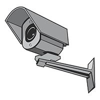 Die Geschichte der Überwachungskamera