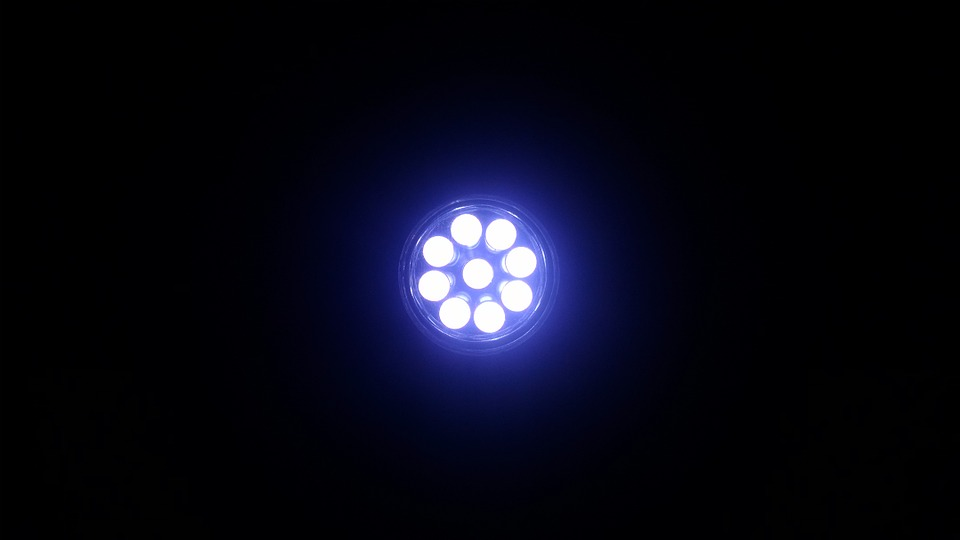 Licht Tascenlampe