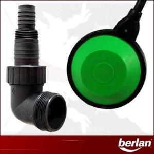 Berlan - Schmutzwasser Tauchpumpe 400W / 7500l/h - BSTP400