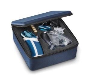 Für gelegentliche Anwendungen können Sie sich einen Inhalator auch in der Apotheke ausleihen.