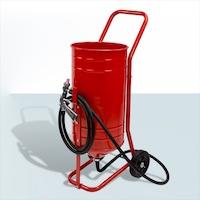 Mit dem Original DEMA Sandstrahlgerät 30 Liter reinigen Sie fachmännisch Metallteile, entfernen leicht Farbreste, Rost, und sonstige Verunreinigungen; einfach an den vorhandenen Kompressor anschließen und mobil strahlen.