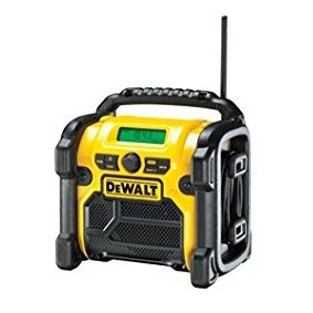 DeWalt Baustellanradio, Akku mit Netz, DCR019/DCR019-QW