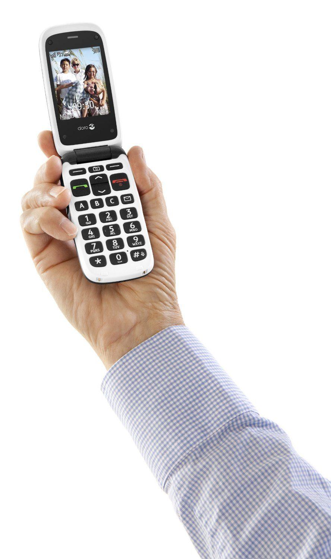 Doro-PhoneEasy-612-Klapphandy-GSM-Mobiltelefon 4