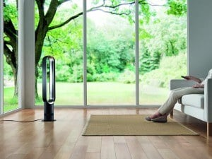Dyson Air Multiplier AM07 Turmventilator Bedienung