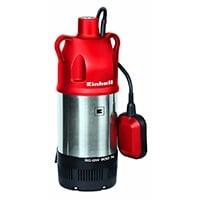 Kraftvolle und robuste Tauchdruckpumpe mit 900 Watt Leistung und Schwimmerschalter für den Einsatz in Brunnen, Schächten, Zisternen usw.