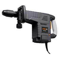 Mit einer Nennaufnahme von 1500 Watt ist der Abbruchhammer MAH1500-1 ein wahres Kraftpaket