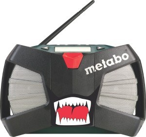 Metabo 602113000 Akku Radio PowerMaxx RC