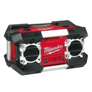 Milwaukee 4933416345 C 12-28 DCR/ 0-Version Netz/Akku-Radio