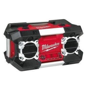 Milwaukee 4933416345 C 12-28 DCR/ 0-Version Netz/Akku-Radio