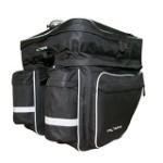 Die Mobina wasserabweisende premium Gepäckträgertasche belegt den 10. Platz.