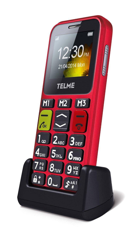 TelMe-C150-Grosstastenhandy