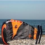 Der Wolkenstürmer - Paraflex Trainer 2.3 Kite - Handlekite-Set ist unser Testsieger.