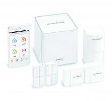 Preisgünstiges Modell, einfache Bedienung, kabelloses Überwachungssystem, iSmartAlarm App, Plug & Play Technologie, 2 Jahre Garantie