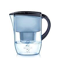 Brita Wasserfilter in mitternachtsblau