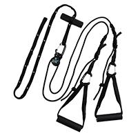 aeroSling ELITE Schlingentrainer mit Umlenkrolle