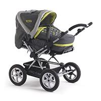 Der Kombi-Kinderwagen VIVA CHIC 4 Baby konnt leider nur den letzten Platz belegen.