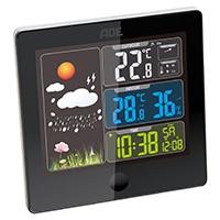 Im Überblick: Informationen zur ADE WS 1403 Funk-Wetterstation
