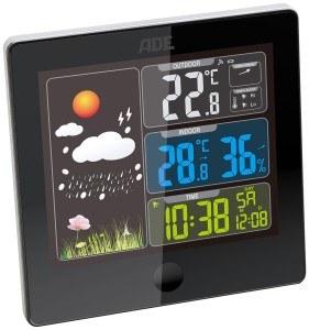 ADE WS 1403 Funk-Wetterstation