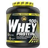 Das All Stars 100% Whey Protein, Cookies-Cream, 1er Pack (1 x 2350 g) ist auf dem 3. Platz.