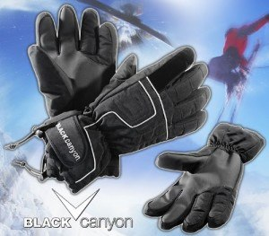 Black Canyon Skihandschuhe