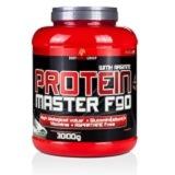 Das BodyWorldGroup Protein Master F90, Muscle Line, Deluxe Proteinshake Vanilla, 3000 g Dose mit Dosierlöffel, 1er Pack (1 x 3 kg) ist auf dem 6. Platz.