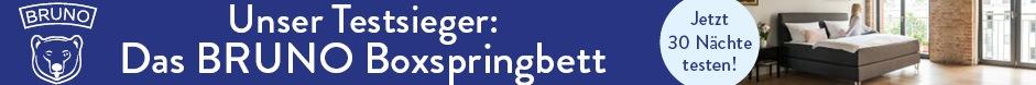 boxspringbett test 2017 die 11 besten boxspringbetten im. Black Bedroom Furniture Sets. Home Design Ideas