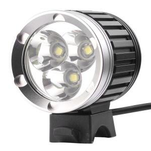 Der Trend im Fahrradlampen Bereich geht zu energiesparenden LED Lampen.