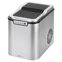 Kompakter Eiswürfelbereiter ohne aufwändige Installation zur schnellen und einfachen Herstellung von Eiswürfeln per Knopfdruck.