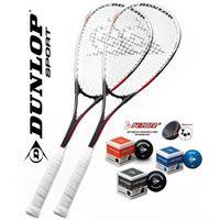 Dunlop Squashschläger  im Test