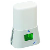 Lichtwecker VITAclock® 200 ist mit Aufwach- und Einschlaffunktion, Naturklängen und Radio vielseitig einsetzbar.