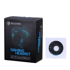 GHB Sades SA-901 7.1CH Surround Sound Stereo Headset