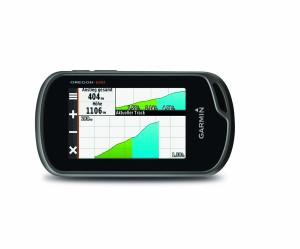 "Garmin Oregon 600 GPS Gerät mit robustem 7,6 cm (3"") Touchscreen, GPS + GLONASS- und Bluetooth-Kompatibilität"