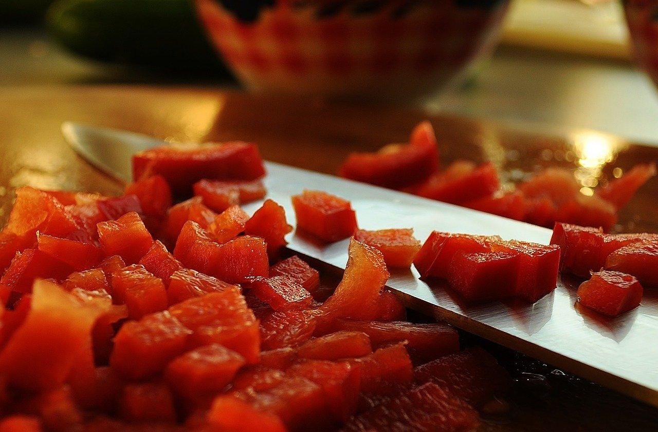 Gemüse- und Obstmesser