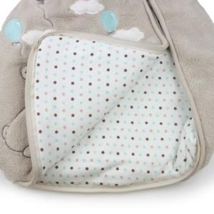 Das Material und die Schadstoffreiheit sind wohl die wichtigsten Punkte, auf die Sie beim Kauf eines Babyschlafsackes achten sollten.