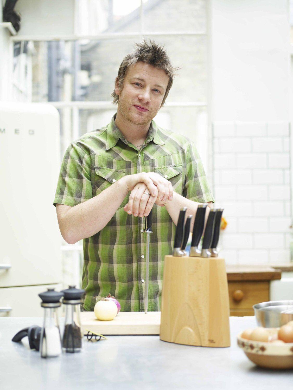 Jamie Oliver JB7800 Messerblock